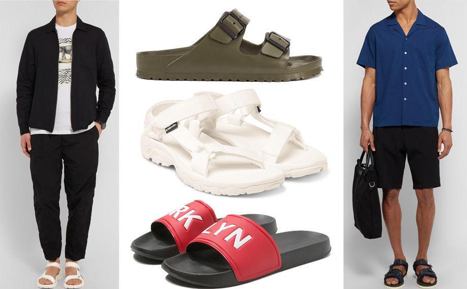 eba01a78 Nå er det helt innafor å bruke sandaler, mann! - Stiltips