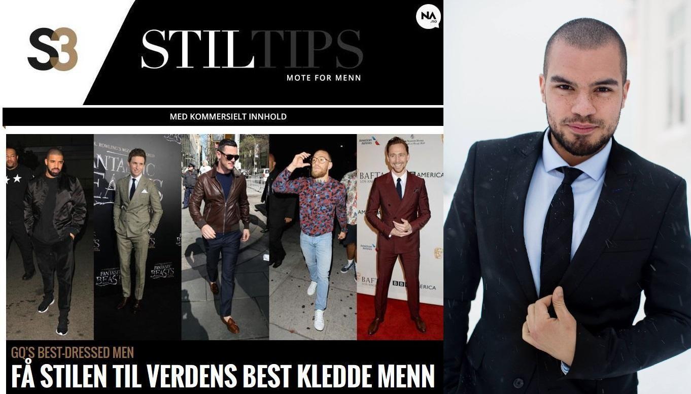 8747b22183d Nå er vi Norges største motemagasin for menn - Stiltips