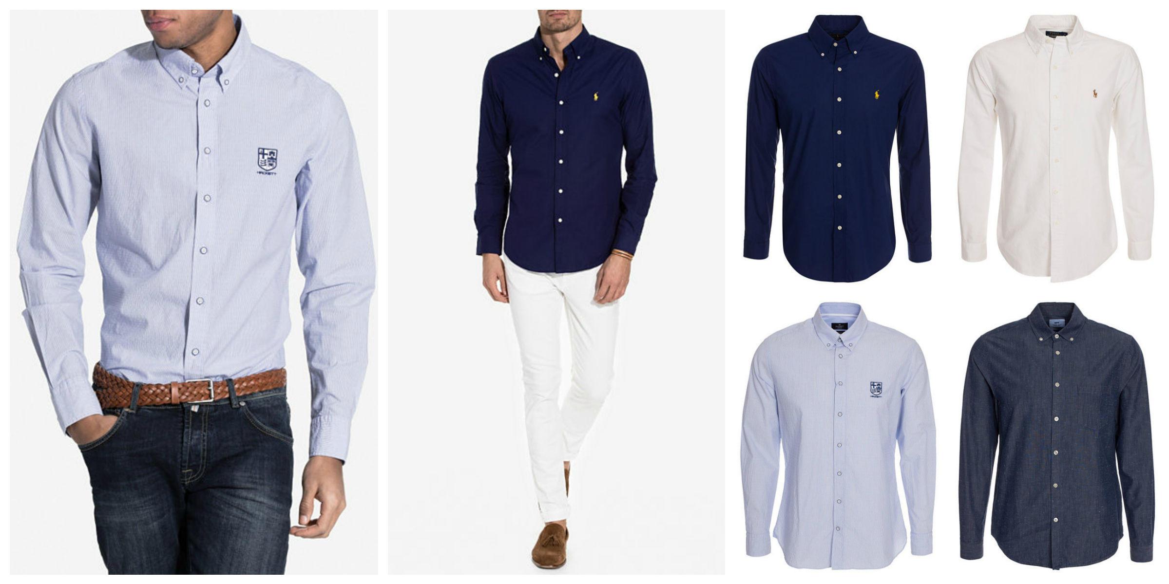 Skjorta oppi eller utenfor buksa? Side3