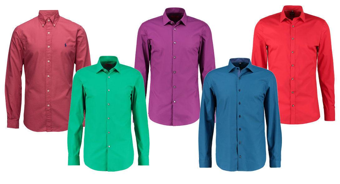 50 skjorter du kan «klikke» deg hjem Stiltips